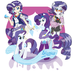 Rarity (all versions) Cover