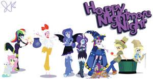 Happy Nightmare Night!