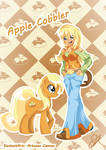 Apple Cobbler!