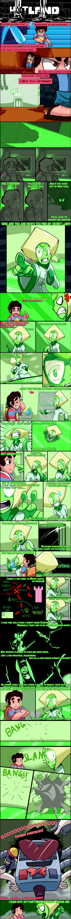 Steven's Tale-Hotland P1 by Arteses-Canvas