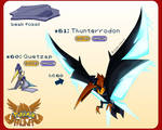 Pokemon Fauna exclusives 060 and 061