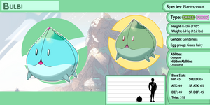 Steven's Poke-universe: Bulbi