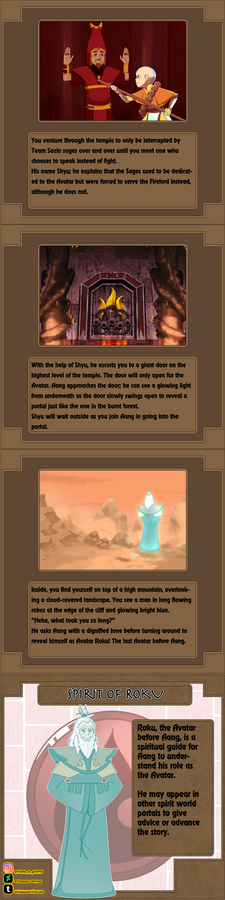 Journey thru the Fire temple
