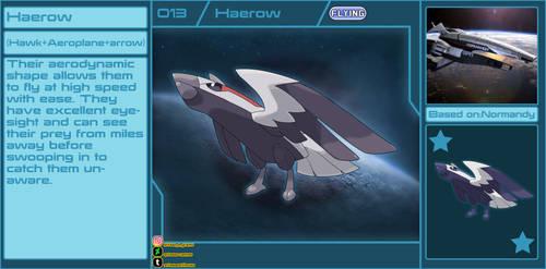 Paragon and Renegade #012: Haerow