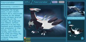 Paragon and Renegade #014: Norcondor