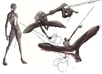 black suit sketches 1.5 by cereal199