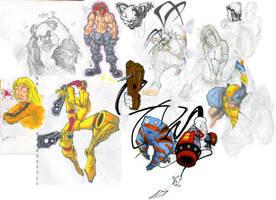 sketch dummper 2 by cereal199