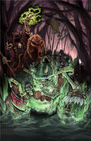 Undead Orc Rises ::COLOR:: by cereal199
