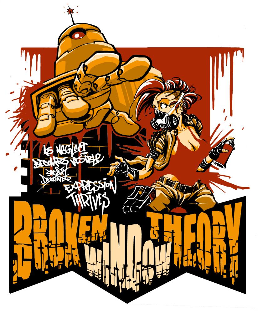 broken window theory 91 121 113 106 broken window theory