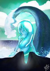 Water Spirit by BenjaminCheBa