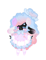 Sugar Sheep by Pastel-Witch