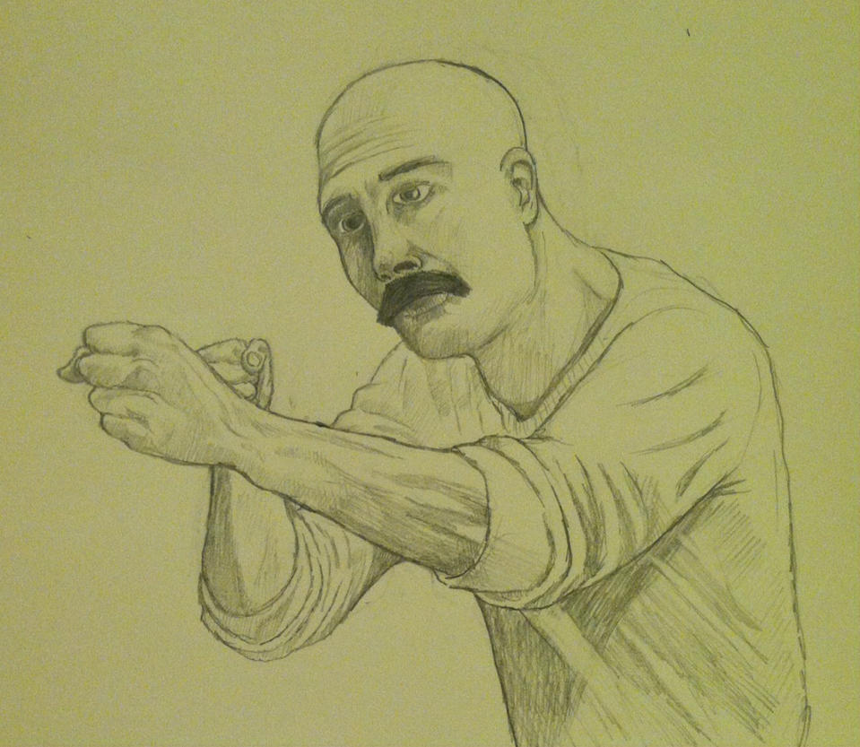 My name is Charles Bronson by Shukibaby