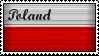 Fancy Poland Stamp by PolandPeace
