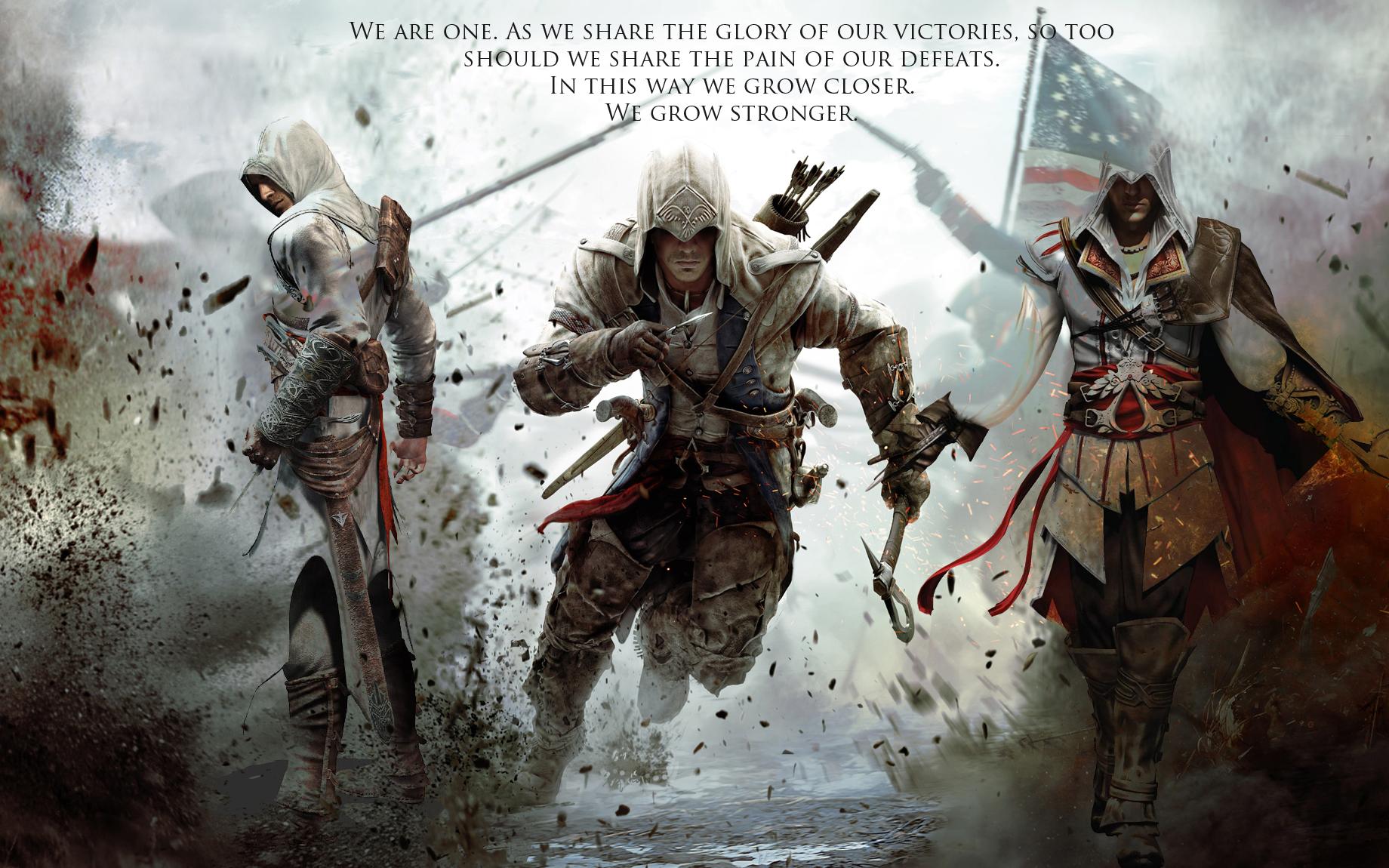 Assassin S Creed Wallpaper By Zdorik Sandorik On Deviantart