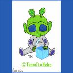 TeamTixHeko Baby Rodian