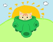 Cat Tank by ArtMaker333
