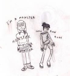 Monster by ArtMaker333