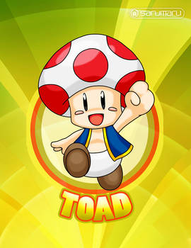 Toad is the main fungus!