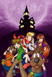 Scooby n the Gang by Sarumaru