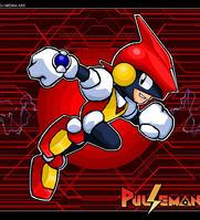 Pulseman by Sarumaru