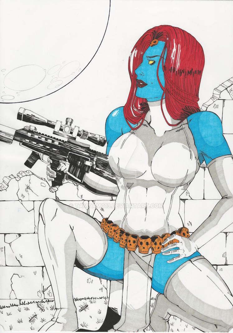 Mystique by tamtam013