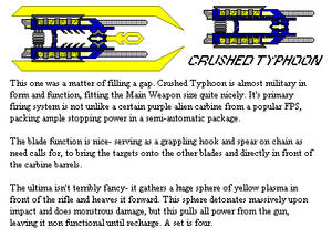 Crushed Typhoon