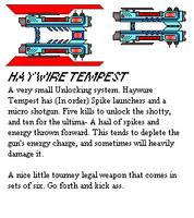 Haywire Tempest