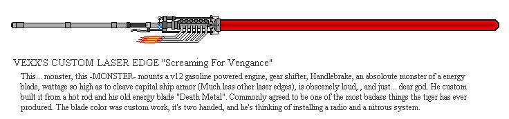 Screaming For Vengance