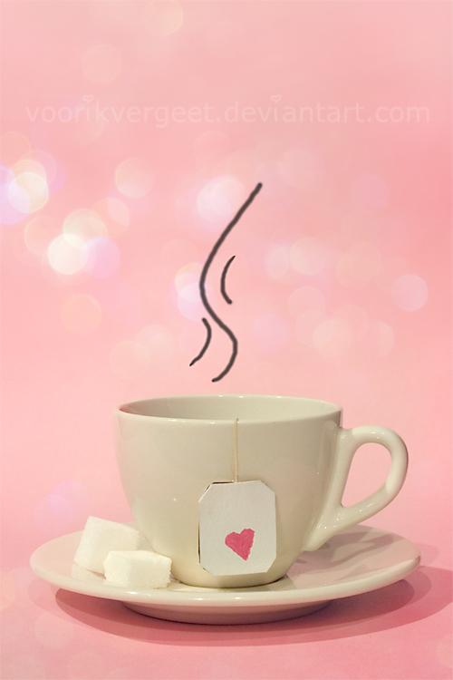 Tea love by voorikvergeet