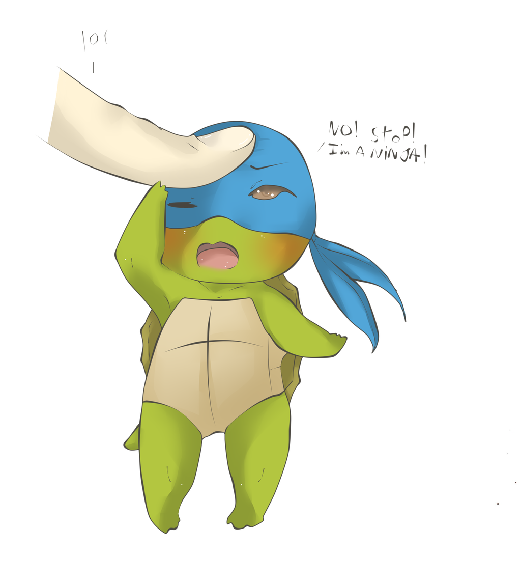 Baby Leonardo by draw4you1995 on DeviantArt