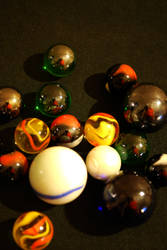 Losing My Marbles by Azrael5002