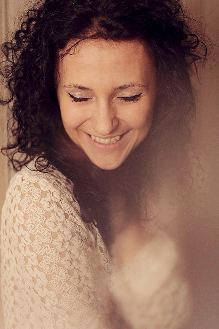 please smile by RamonaAnomar