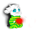 Asriel have a heart