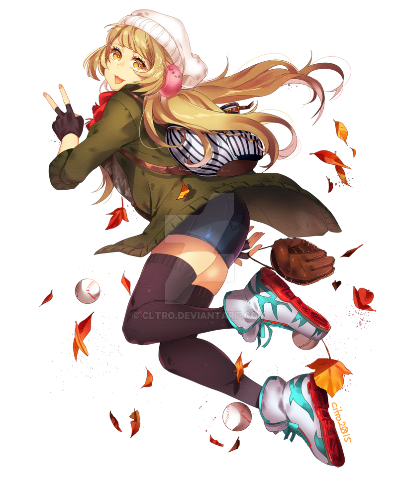 FALL //Commission Sample by ClTRO