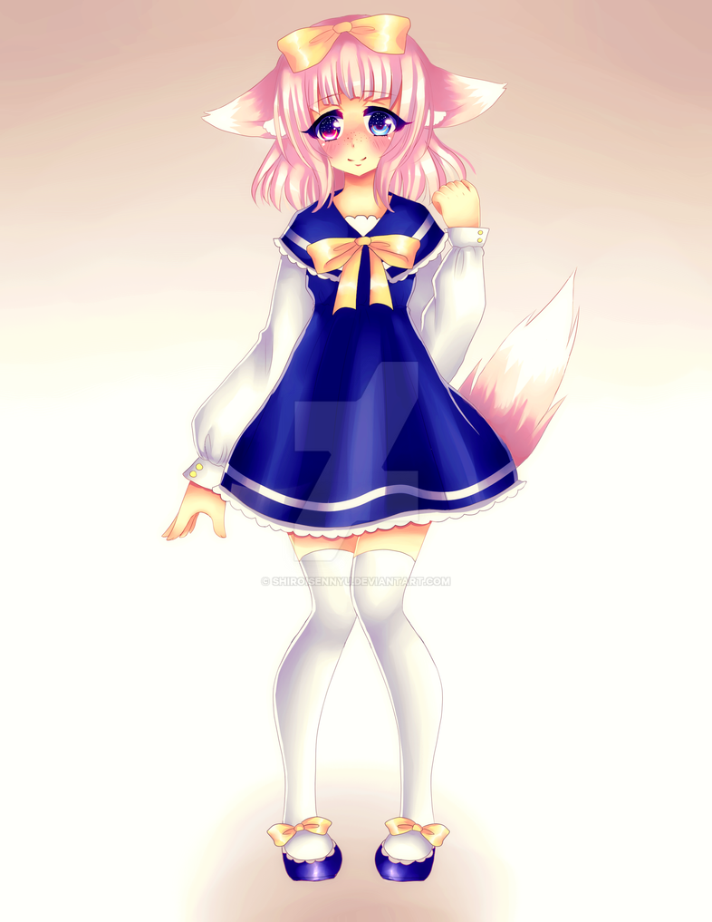Adoptable 2 [OPEN] by Shiroisennyu