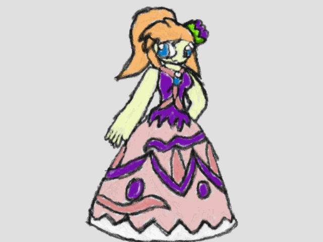 Flora's Ball Gown by SurgeCraft