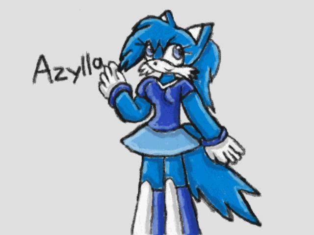:AT: Azylla by SurgeCraft