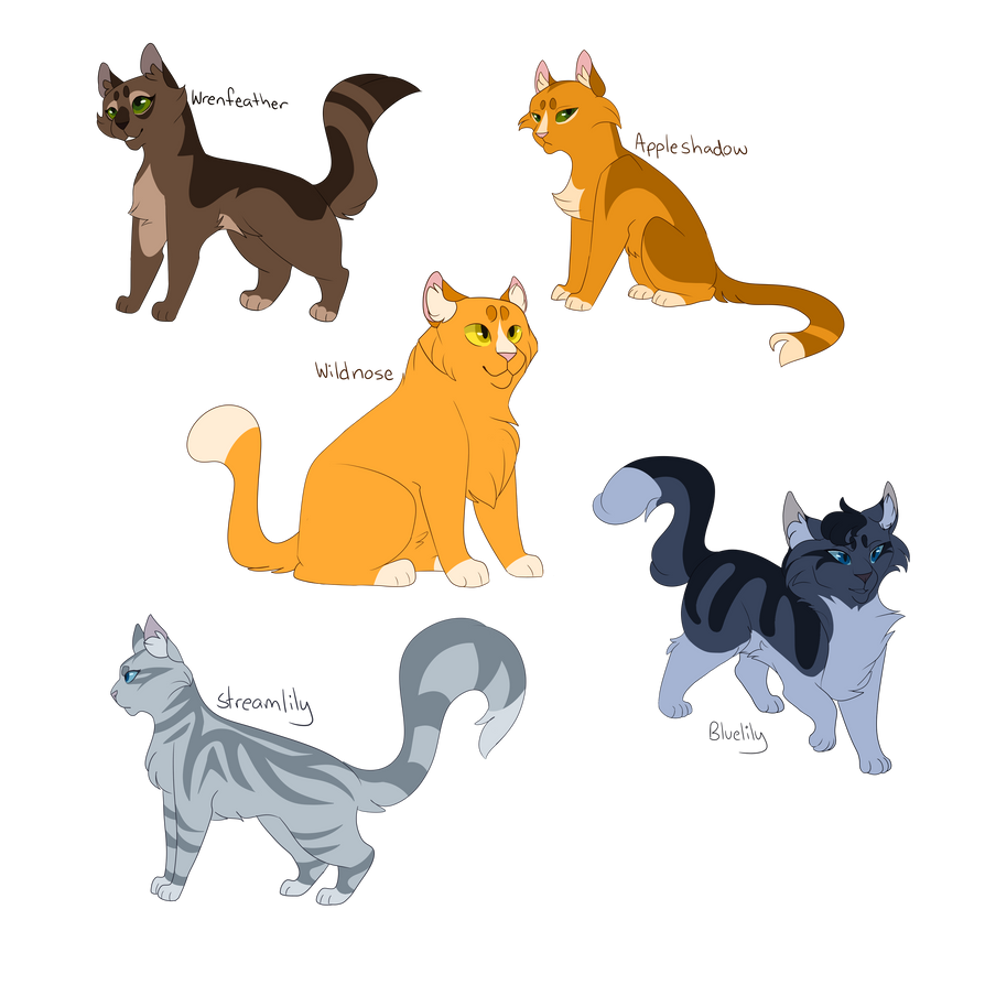 When Was Warrior Cats Untold Tales Made