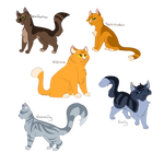 Seri The Pixel Biologist's Untold Tales Cats