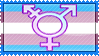 Transgender Logo by Dametora