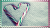 Peppermint Winter Stamp 2 by Dametora