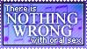nothing wrong -oral- by Dametora