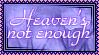 Heaven's Not Enough 001 by Dametora
