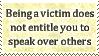 Victimizing Victims by Dametora