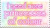 Princess of Representation by Dametora