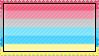 Pride Stamp Collection: Genderflux by Dametora