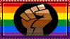 Pride Stamp Collection: QPOC Pride by Dametora