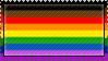 Pride Stamp Collection: LGBT+ POC Pride by Dametora