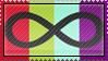 Pride Stamp Collection Batch 2: Neurogender by Dametora