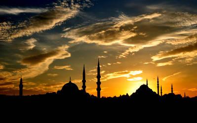 Deep Istanbul by vabserk